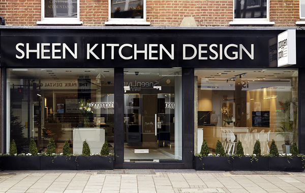 Kitchen Showrooms South East London