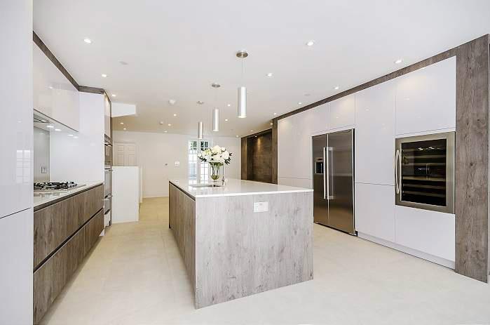 New Kings Road Sheen Kitchen Design