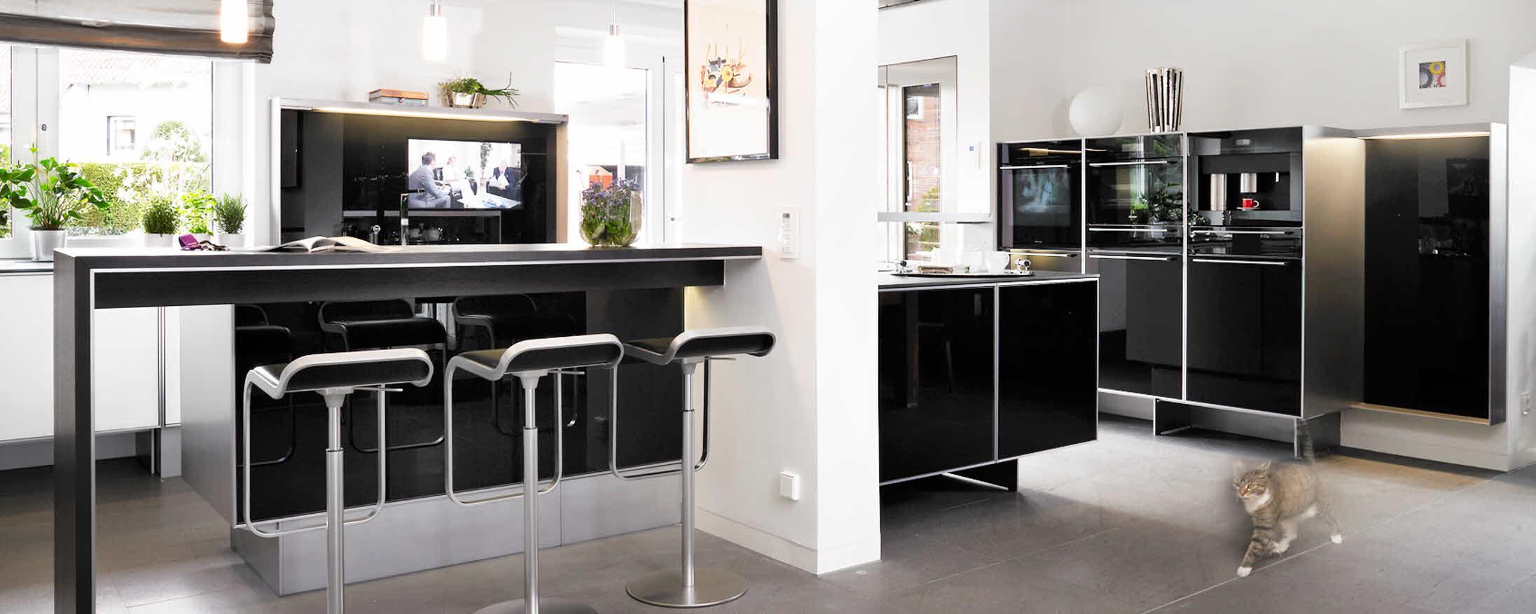 Porsche Design Sheen Kitchen Design