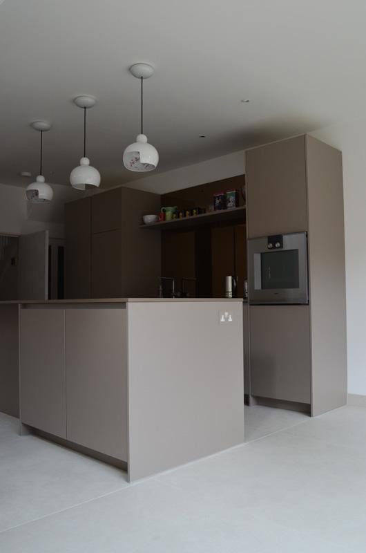 W4 London Sheen Kitchen Design