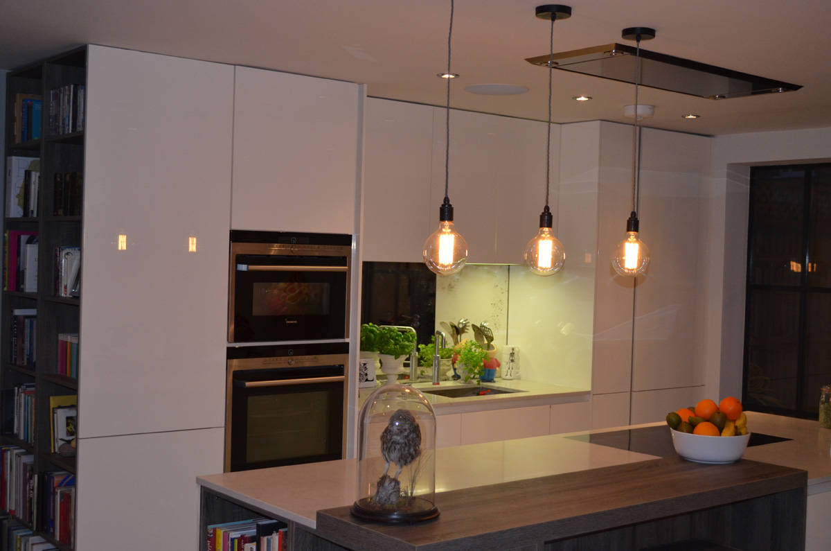 Clapham London Sheen Kitchen Design