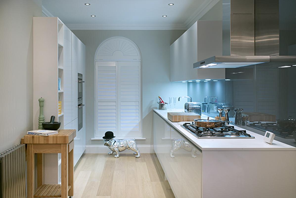 richmond london sheen kitchen design