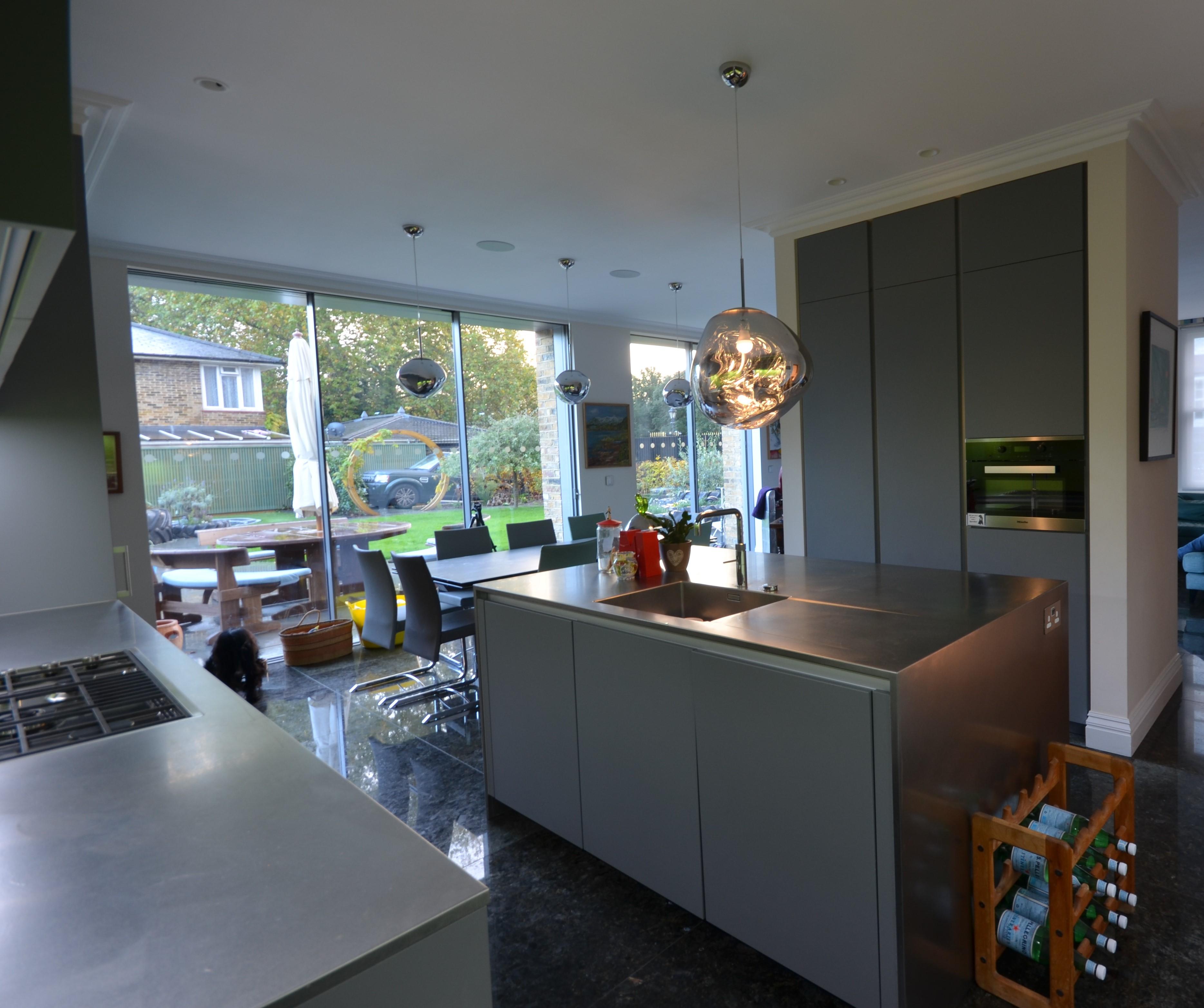 Elerby Street Sheen Kitchen Design